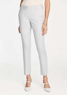 Ann Taylor The Ankle Pant In Linen Blend
