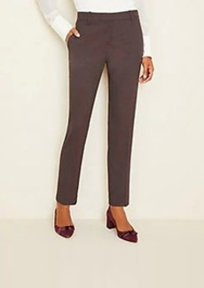 Ann Taylor The Ankle Pant In Pindot