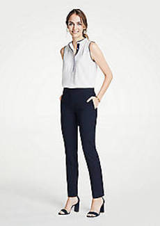 Ann Taylor The Ankle Pant In Seasonless Stretch - Curvy Fit