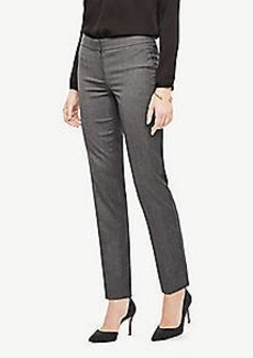 Ann Taylor The Ankle Pant In Sharkskin