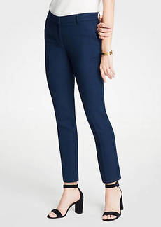 Ann Taylor The Ankle Pant In Texture - Curvy Fit