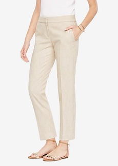 Ann Taylor The Ankle Pant in Texture - Devin Fit