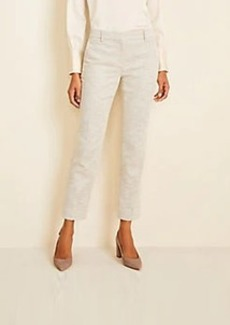 Ann Taylor The Ankle Pant in Texture