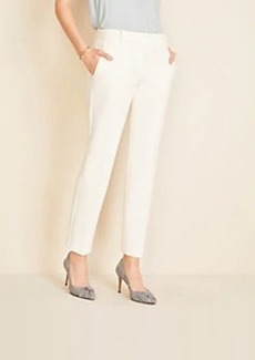 Ann Taylor The Ankle Pant in White