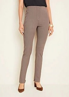 Ann Taylor The Audrey Pant in Houndstooth Bi-Stretch