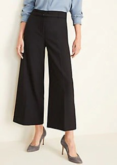 Ann Taylor The Belted Wide Leg Marina Pant