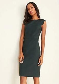 Ann Taylor The Boatneck Dress