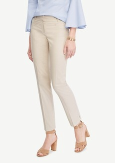 Ann Taylor The Crop Pant - Kate Fit