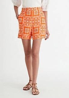 Ann Taylor The Drapey Side Zip Short