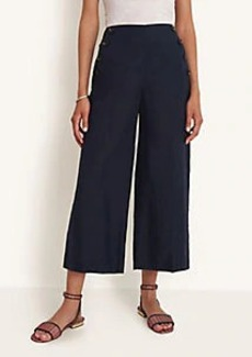 Ann Taylor The Easy Crop Sailor Pant