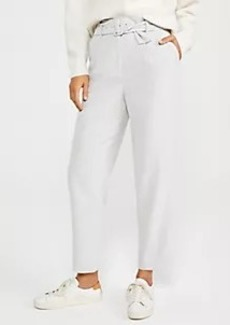 Ann Taylor The Flannel Tapered Pant