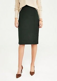 Ann Taylor The High Waist Seamed Pencil Skirt