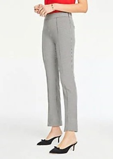 Ann Taylor The Kick Crop Pant In Bi-Stretch