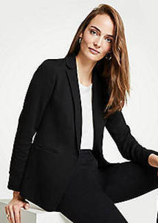 Ann Taylor The Knit Blazer