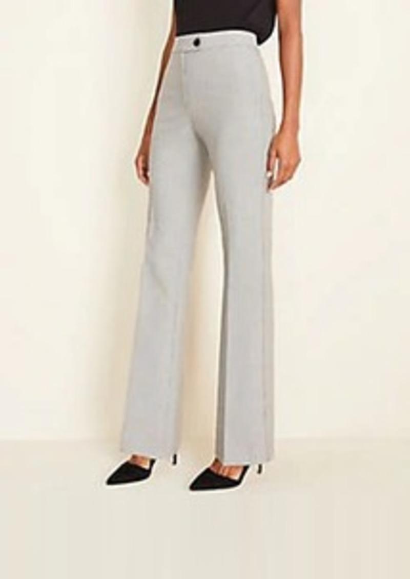 Ann Taylor The Madison High Waist Trouser - Curvy Fit