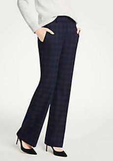 Ann Taylor The Madison Trouser In Flannel - Curvy Fit