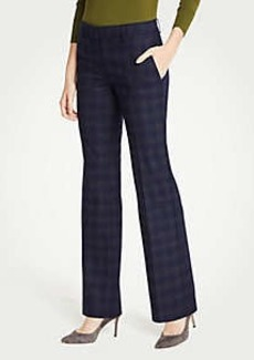 Ann Taylor The Madison Trouser In Flannel