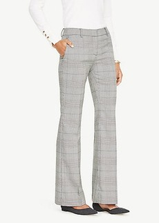 Ann Taylor The Madison Trouser In Glen Plaid - Devin Fit