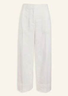 Ann Taylor The Marina Pant with Novelty Trim