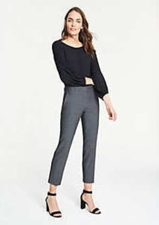 Ann Taylor The Petite Ankle Pant In Bi-Stretch - Curvy Fit