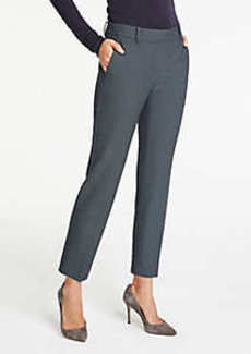 Ann Taylor The Petite Ankle Pant In Dot