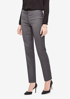 Ann Taylor The Petite Ankle Pant In Sharkskin