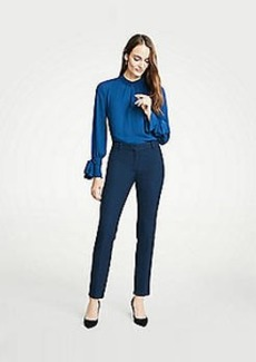 Ann Taylor The Petite Ankle Pant In Texture