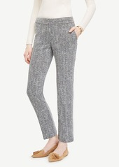 Ann Taylor The Petite Ankle Pant In Tweed - Devin Fit
