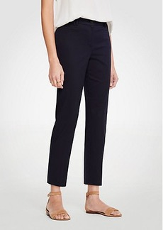 Ann Taylor The Petite Crop Pant - Curvy Fit