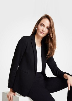 Ann Taylor The Petite Knit Blazer