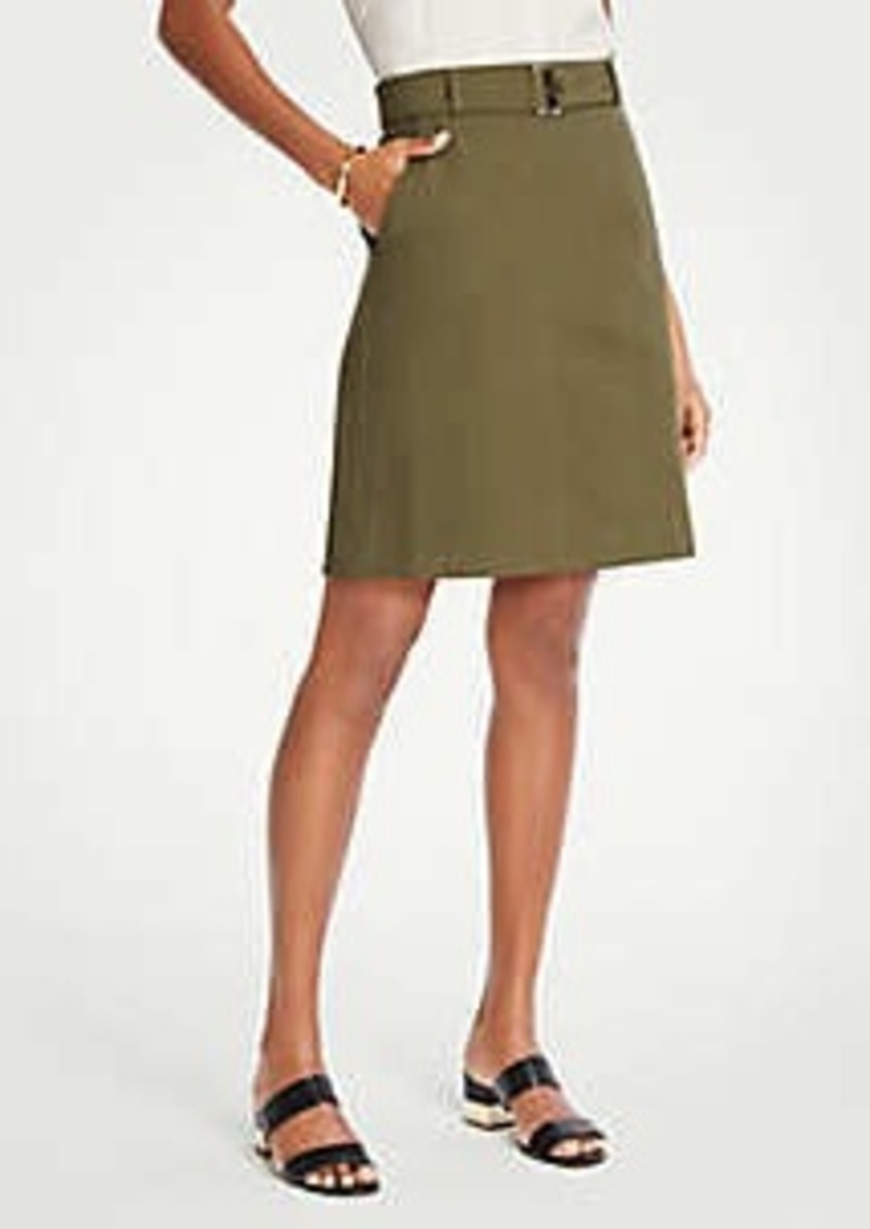 Ann Taylor The Petite Marina Skirt
