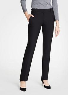 Ann Taylor The Petite Straight Leg Pant