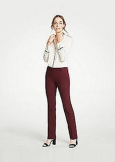 Ann Taylor The Petite Straight Leg Pant