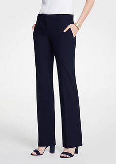 Ann Taylor The Petite Trouser In Seasonless Stretch - Curvy Fit