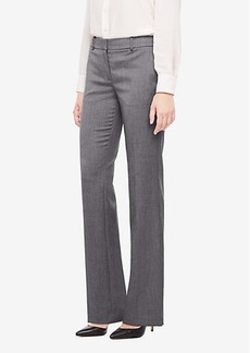 Ann Taylor The Petite Trouser In Sharkskin - Classic Fit