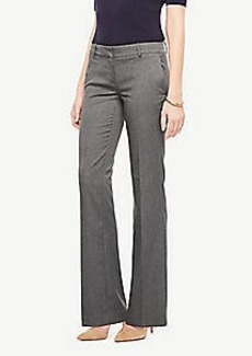 Ann Taylor The Petite Trouser In Sharkskin