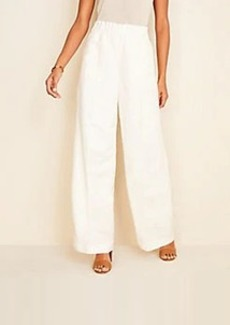 Ann Taylor The Pull On Palazzo Pant