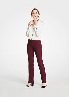 Ann Taylor The Straight Leg Pant