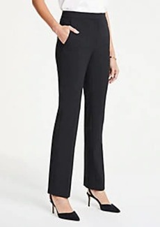 Ann Taylor The Straight Leg Pant In Bi-Stretch