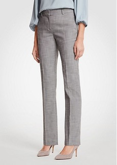 The Straight Leg Pant In Crosshatch - Classic Fit