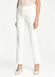 Ann Taylor The Straight Leg Pant In Herringbone
