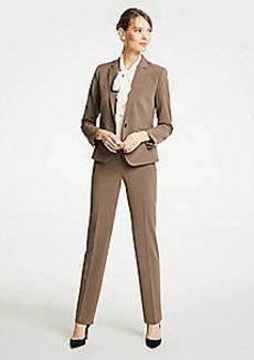 Ann Taylor The Straight Leg Pant In Seasonless Stretch