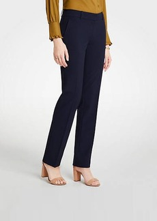 Ann Taylor The Straight Leg Pant In Seasonless Stretch