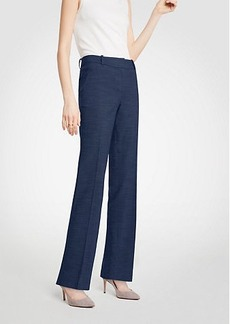 The Straight Leg Pant In Textured Stretch  - Classic Fit