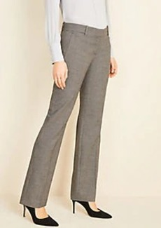 Ann Taylor The Straight Pant in Dobby