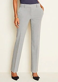 Ann Taylor The Straight Pant in Houndstooth - Classic Fit
