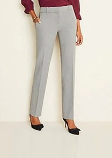 Ann Taylor The Straight Pant in Houndstooth