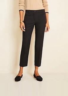 Ann Taylor The Tall Cotton Crop Pant