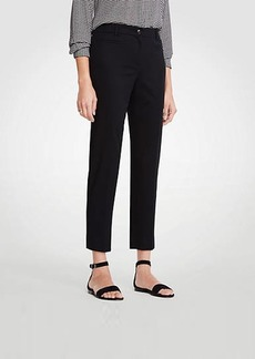 Ann Taylor The Tall Crop Pant - Curvy Fit