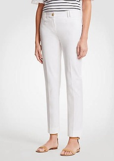 Ann Taylor The Tall Curvy Crop Pant
